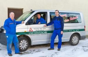 Firma Uwe Häntzschel - Heizungs Bad Solar und Kundendienst